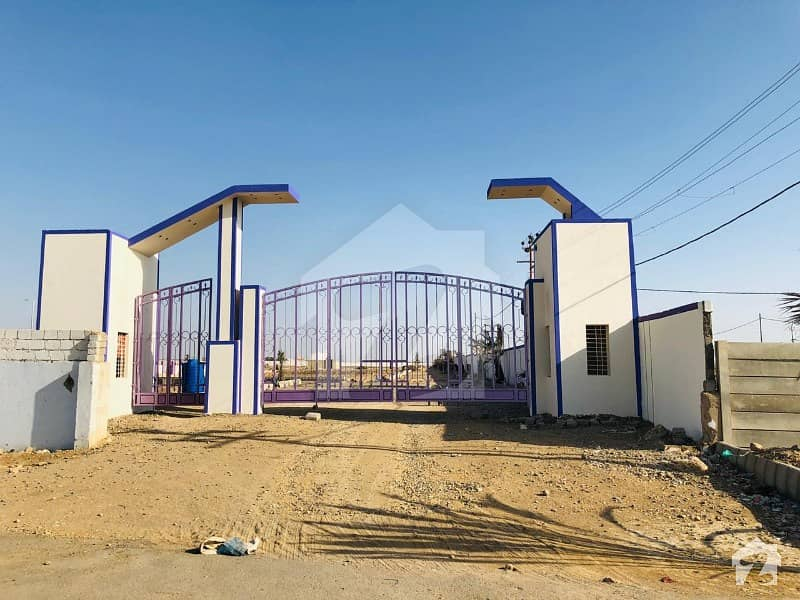 20 Months Installment Semi Commercial Plot Is Available For Sale In Friend Heaven Society Scheme 33 Sector 50