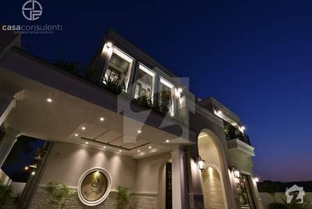ڈی ایچ اے فیز 6 - بلاک جے فیز 6 ڈیفنس (ڈی ایچ اے) لاہور میں 5 کمروں کا 1 کنال مکان 6.25 کروڑ میں برائے فروخت۔