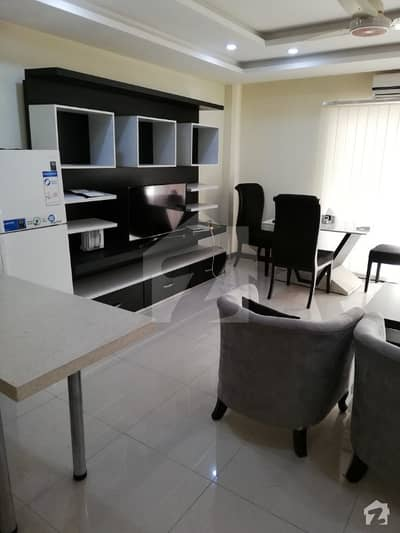 One Bedroom Fully Furnished Bahria Heights Apartment For Rent