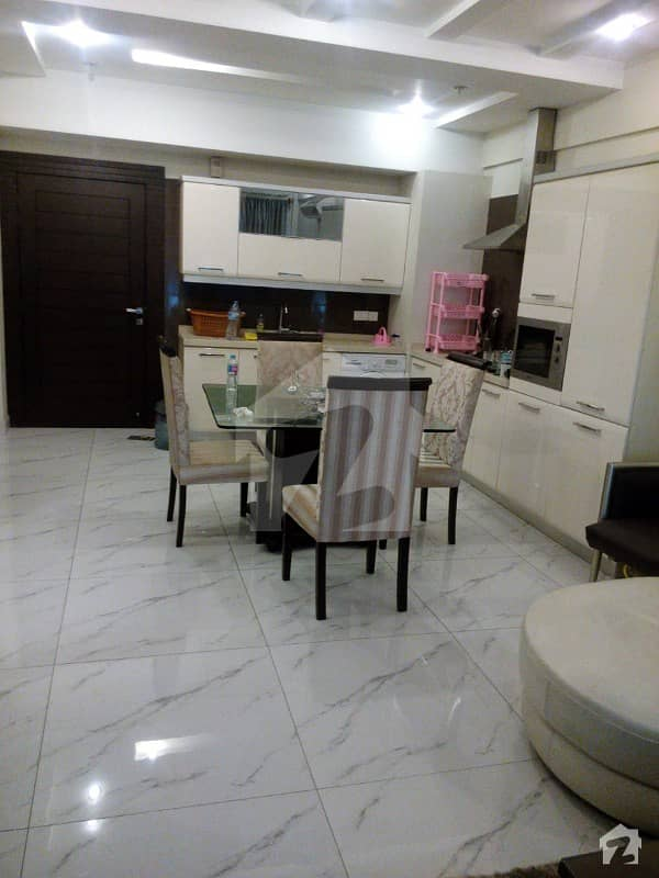 1 Bed Furnished Apartment For Rent In Bahria Heights 2 Ext Bahria Town Phase 6