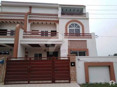Brand New House Is Available For Sale In Aziz Garden