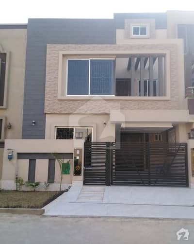 5 Marla House Fully Furnished Brand New Sector C Bahria Town