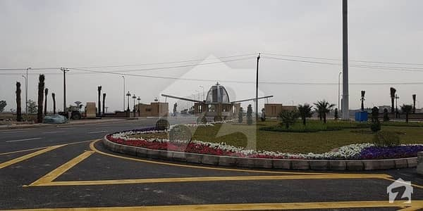 Great Deal 8 Marla Plot For Sale In Bahria Orchard  Low Cost  Block C Lahore