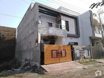 6 Marla Double Storey House Available For Sale