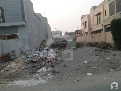 Dha Phase 8 Block T Corner 1 Kanal Pair Plot Available For Sale