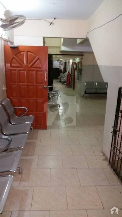 Cc 40 Hospital Building For Sale In Nazimabad In Reasonable Price