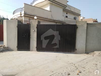 17 Marla Commercial Single Storey House Is Available For Sale