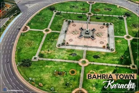 Ideal Location Plot  Is Available For Sale In Bahria town Near To main Gate  Jinah Avenue