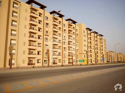 2 Bed Road Facing Flat Is Up For Rent In Tower 9 Bahria Town Karachi