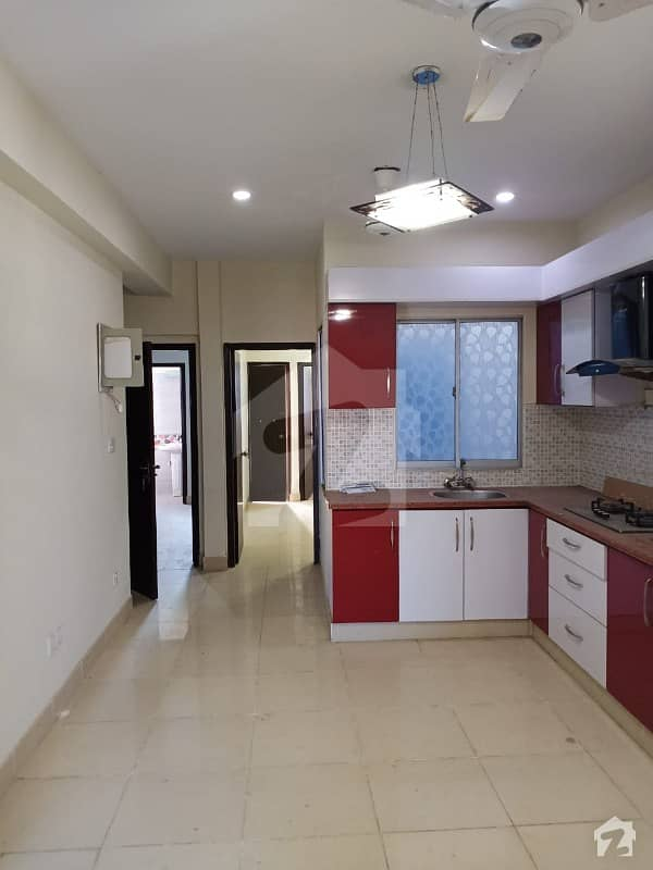 3 Bed Room Apartment Available Bungalow Facing For Rent In Nishat Commercial Dha Phase 6