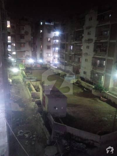 گلستانِِ جوہر ۔ بلاک 17 گلستانِ جوہر کراچی میں 3 کمروں کا 6 مرلہ فلیٹ 75 لاکھ میں برائے فروخت۔