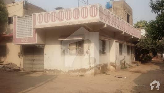 گلشن قادری ملیر کراچی میں 3 کمروں کا 6 مرلہ مکان 1.2 کروڑ میں برائے فروخت۔