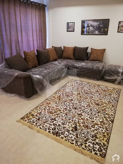 Beautiful 1 Bedroom Fully Furnished Apartment Available For Rent In Heights 1 Extension Bahria Heights Bahria Town Rawalpindi Rawalpindi Punjab