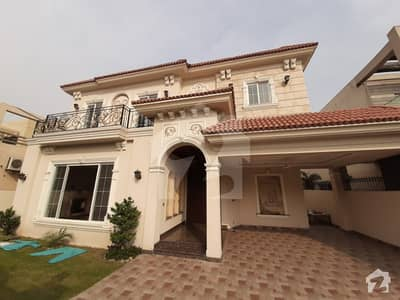 Brand New One kanal House available for sale in DHA Phase 4 FF