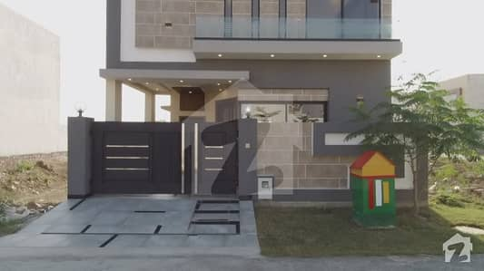 5 Marla Brand New Luxury Beautiful Bungalow For Sale In DHA 9 Town Lahore