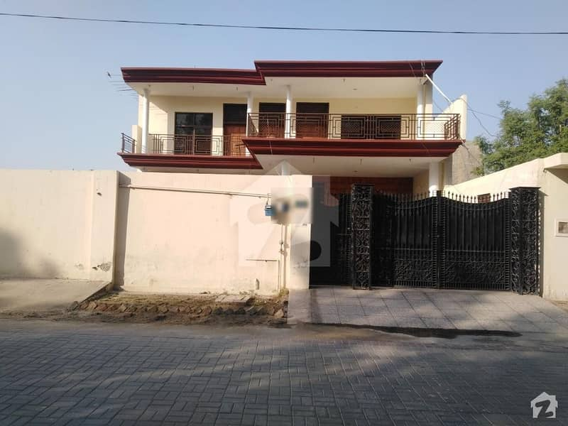 1 Kanal Double Story House Is Available For Rent