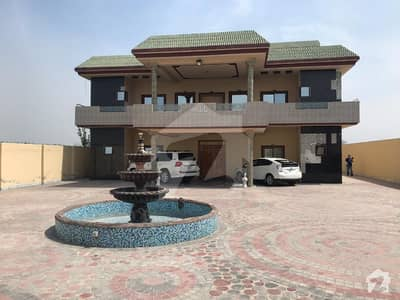 Fully Furnished 5 Kanal Farmhouse On Barki Road Available For Long Term