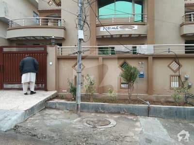 Newly Constructed 1 Kanal Double Storey House For Sale in Airport Housing society sector 2Rawalpindi