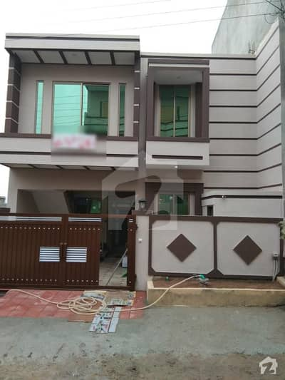 Barnd New luxury house 5 Marla One And Half Storey House For Sale In Airport Housing Society Rawalpindi