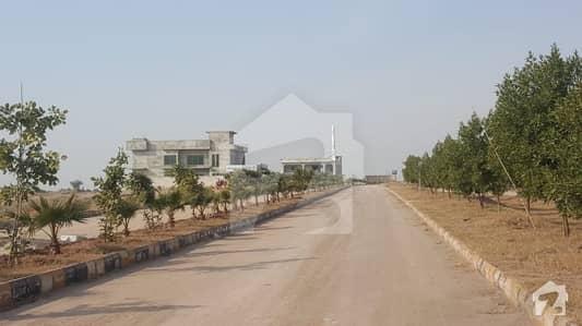 10 Marla Prime Location Plot Available Near New Islamabad International Airport