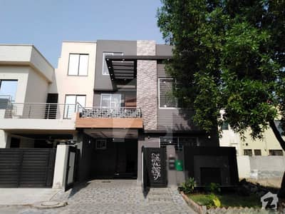5 Marla Brand New House For Sale In Cc Block Of Bahria Town Lahore