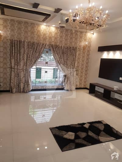 15 Marla Brand New VIP Semi Furnished House For Sale In Janiper Block Of Bahria Town Lahore