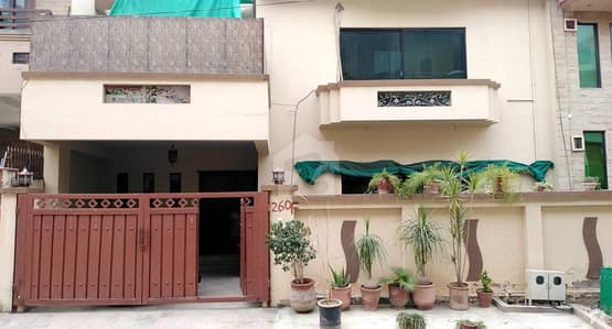 Double Storey House For Sale In E-11/4 Islamabad