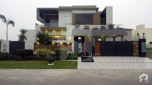 1 Kanal Brand New Bungalow For Sale In L Block Of Dha Phase 6 Lahore