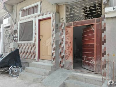 Ground+2 House Available For Sale In Good Location At Mujahid Colony