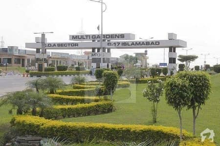 BLOCK  F MAIN MARKAZ  40x60 COMMERCIAL PLOT ON INSTALLMENTS FOR SALE