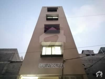 2 Bedroom Flat Is Up For Rent In Qayyumabad