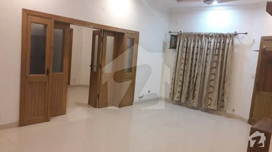 12 Marla Upper Portion For Rent In Jinnah Garden Phase 1