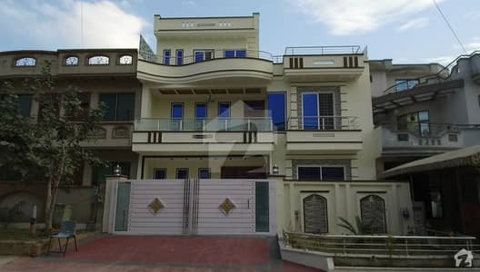 Brand New Double Unit House Is Available For Sale In G-13 Islamabad