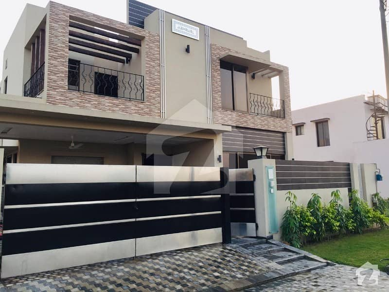 10 Marla Brand New Luxury Bungalow For Sale Near Facing Commercial And Park Owner Needy