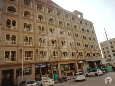 1 Bed Brand New Apartment In The Grande Civic Center Bahria Town Phase 4 Rawalpindi