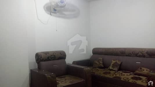 Semi Furnished Flat Is For Sale In Midway Commercial