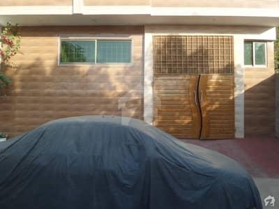 Double Story Beautiful House For Sale At Jawad Avenue Okara