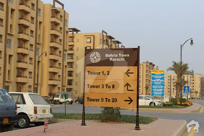 With Key Apartment Available For Sale In Precinct 19