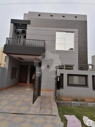 5 Marla Brand New House For Sale Near Park Market Main Gate