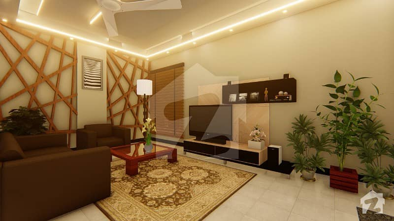 Two Beds Apartment For Rent In Bahria Town Lahore