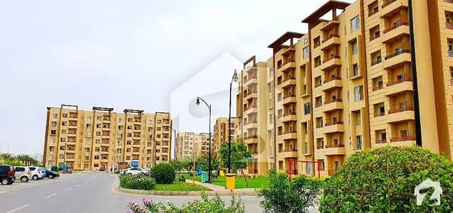 Facing Park  3 Bedroom Apartment Available For Sale In Precinct 19