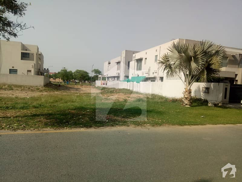 Lowest Price 1 Kanal Plot For Sale In Prime Location Phase 8 S Block Dha Lhr