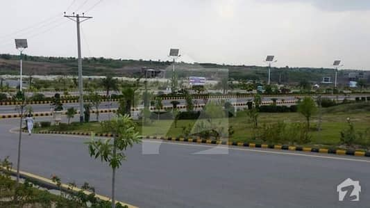 GULBERG GREENS ISLAMABAD SECTOR K 10 MARLA RESIDENTIAL PLOT AT VERY GOOD LOCATION