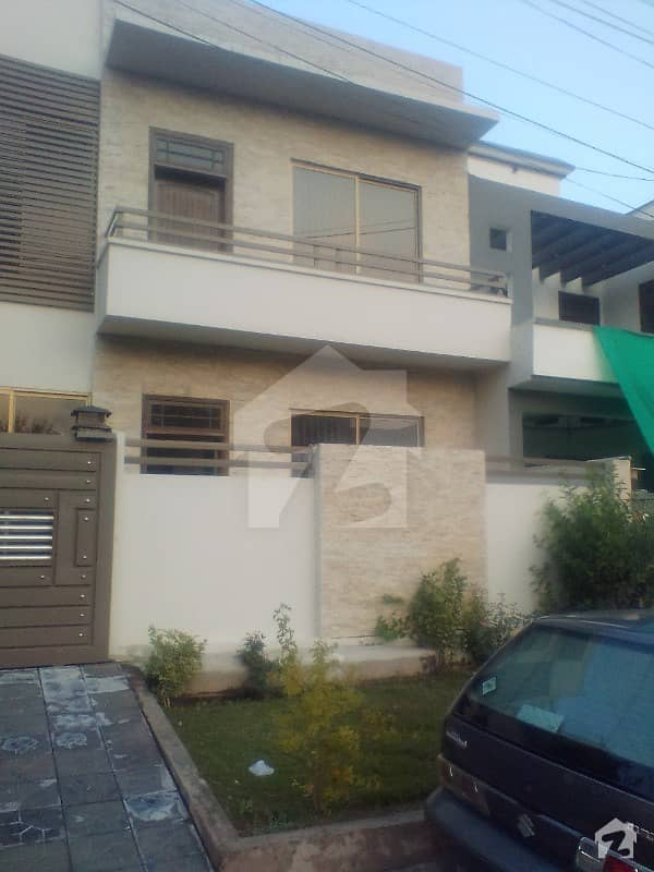 For Sale 10 Marla New Double Unit House 5 Beds 2 Kitchen