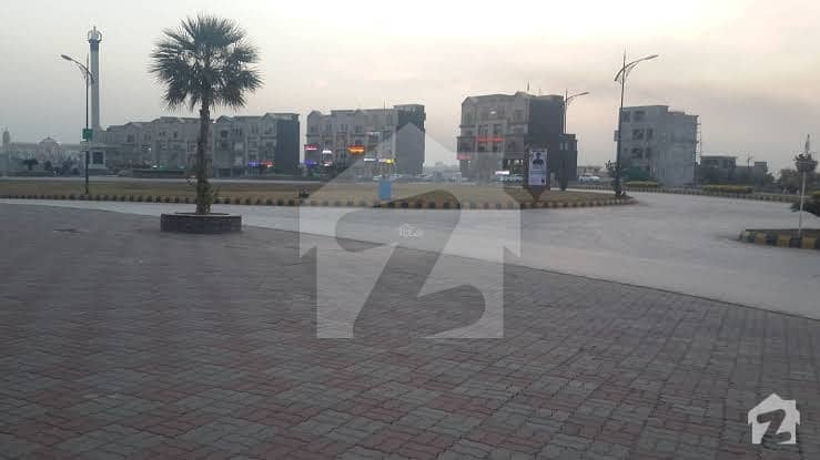 10 Marla Plot With Extra Land Available For Sale In Bahria Enclave