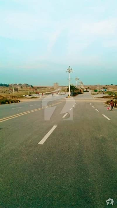 4 Marla Residential plot for sale in Ghauri Town phase 5