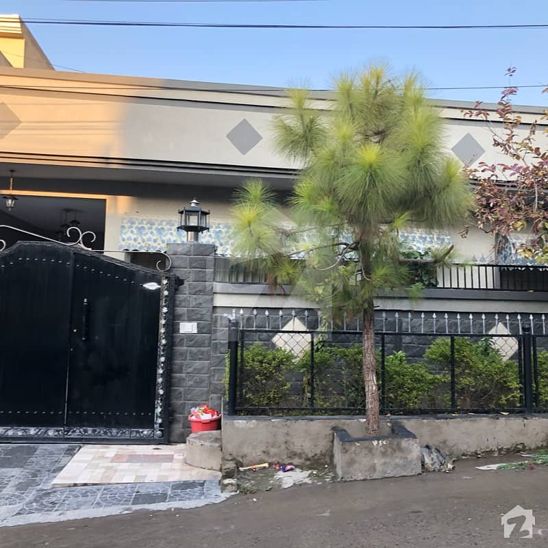 Rawalpindi Streets: House For Sale At Sector 2 Street 4 Aechs, Rwp Airport