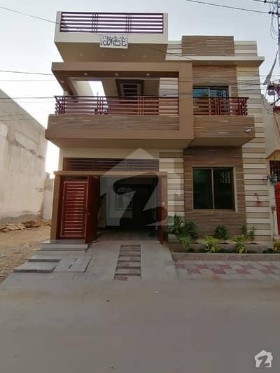 سادی ٹاؤن - بلاک 4 سعدی ٹاؤن سکیم 33 کراچی میں 4 کمروں کا 5 مرلہ زیریں پورشن 1.35 کروڑ میں برائے فروخت۔