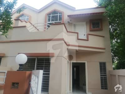 Edenabad 80 Feet Road Corner 5 Marla House For Sale Good Location