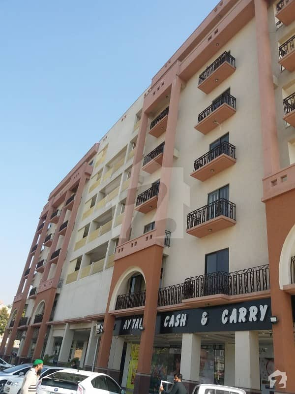 Beautiful 1 Bedroom Un Furnished Apartment Available For Rent In Heights 1 Extension
